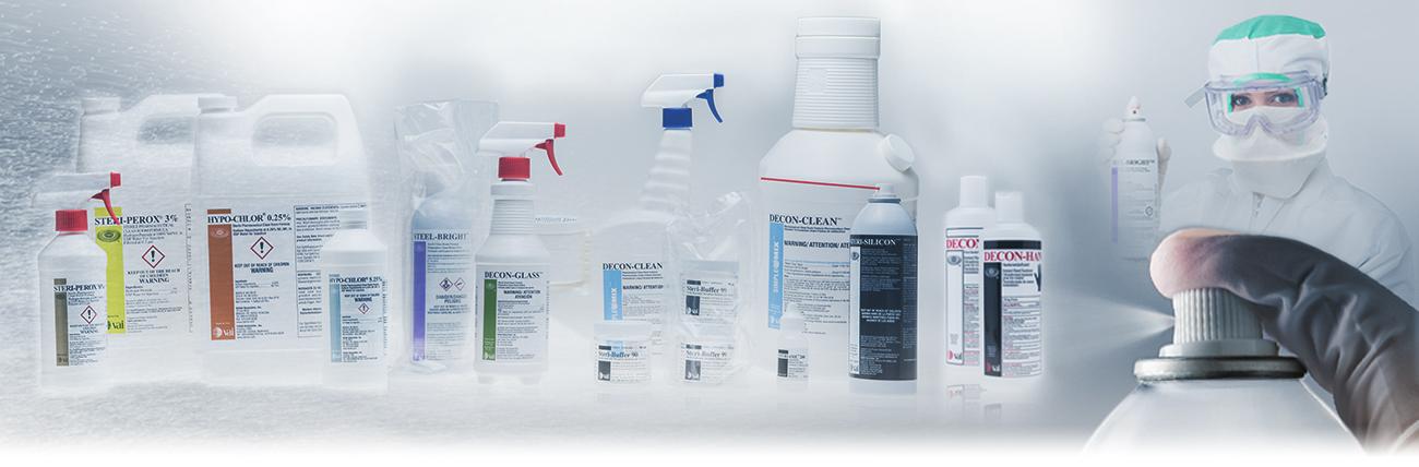 Cleaners, Lubricants & Buffers