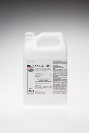 DECON-QUAT 100 - DQ100-01
