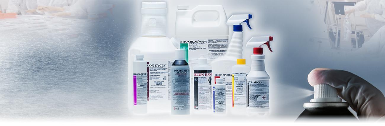 Disinfectants & Sporicides
