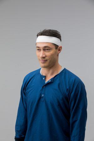 Sweat-less Cleanroom Headband - SL-01-M